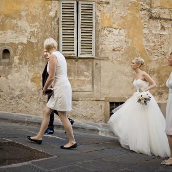 Hochzeit Florenz Juni 2012<br>