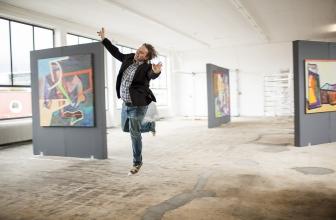 Alexander Waltner Künstler 2014<br>