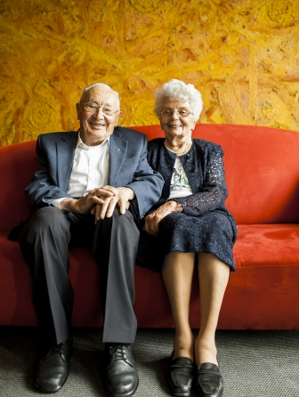 Anton&Bina Diamantene Hochzeit 2012<br>