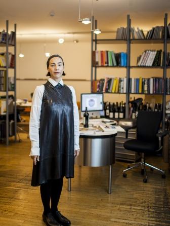 Cordula Alessandri Designerin 2012<br>
