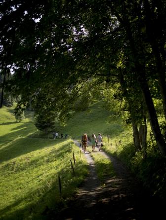 Feldküche Jakobs Wiese Alberschwende 2013<br>